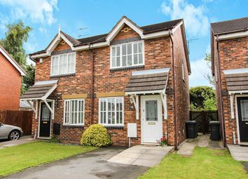 Thumbnail 2 bed semi-detached house for sale in Woburn Way, Claughton-On-Brock, Preston