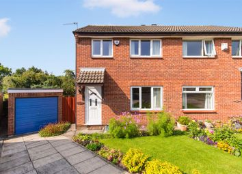 Thumbnail 3 bed semi-detached house for sale in Elm Croft, Leeds