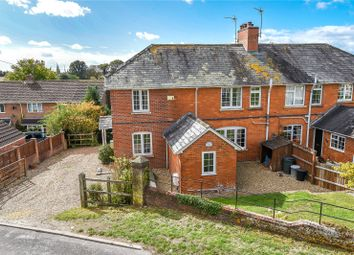 Thumbnail 4 bed semi-detached house for sale in Down Road, Pimperne, Blandford Forum