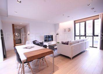 Thumbnail 2 bed flat to rent in Underwood House, Bartholomew Close, London