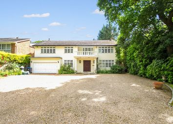 Thumbnail 5 bed detached house to rent in Warren Road, Kingston Upon Thames, Surrey