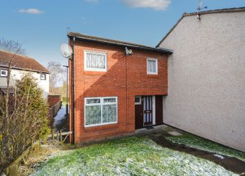Thumbnail 3 bed end terrace house for sale in Balderstone Close, Rowletts Hill, Leicester
