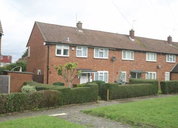 Thumbnail End terrace house to rent in Dabbs Hill Lane, Northolt
