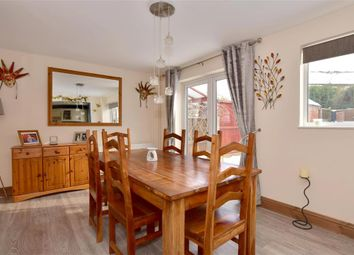Thumbnail 4 bed semi-detached house for sale in Lakemead, Ashford, Kent