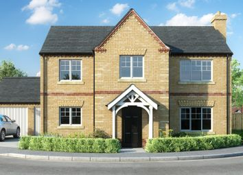 Thumbnail 4 bed detached house for sale in St. Thomas Drive, Wyberton, Boston