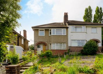 Thumbnail 1 bedroom flat for sale in Connell Crescent, Ealing