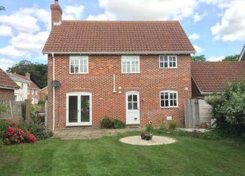 Thumbnail 3 bedroom detached house to rent in Calder Road, Melton, Woodbridge
