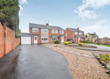 Thumbnail 3 bedroom semi-detached house for sale in Belton Street, Shepshed, Loughborough