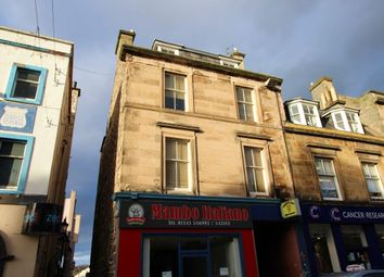 Thumbnail 1 bed flat to rent in High Street High Street, Elgin