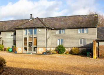 Thumbnail 3 bed barn conversion for sale in Manor Farm Barns, Old Alresford, Alresford