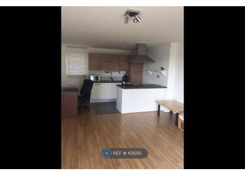 Thumbnail 1 bed flat to rent in Blackett Apartments, London