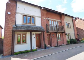 Thumbnail 4 bed semi-detached house for sale in 20 Wardle Court, Whittle-Le-Woods, Nr Chorley
