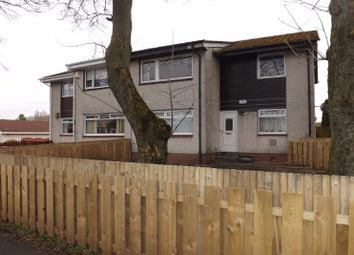 Thumbnail 2 bed flat to rent in Earlston Crescent, Coatbridge, North Lanarkshire