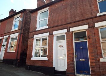Thumbnail 2 bed terraced house to rent in Denstone Road, Nottingham