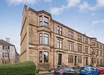 Thumbnail 4 bed flat for sale in Regwood Street, Glasgow, Lanarkshire