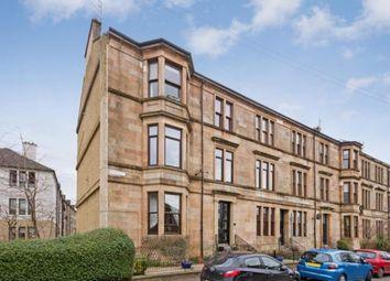 Thumbnail 4 bed flat for sale in Regwood Street, Glasgow, Lanarkshire