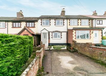 Thumbnail Terraced house for sale in Kitchen Hill, Bulmer, Sudbury