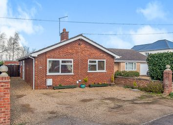 Thumbnail 3 bed detached bungalow for sale in Broadway, Yaxley, Peterborough