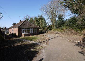 Thumbnail 2 bed detached bungalow for sale in Stanton Road, Petersfield