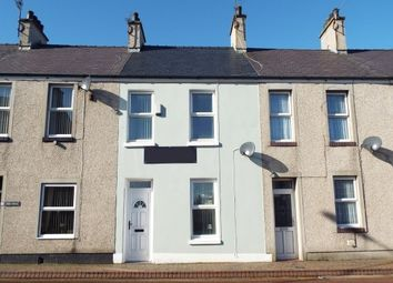 Thumbnail 2 bed terraced house to rent in Trearddur Square, Holyhead
