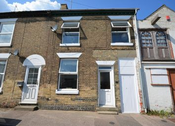 Thumbnail 3 bed terraced house for sale in St. Johns Road, Lowestoft