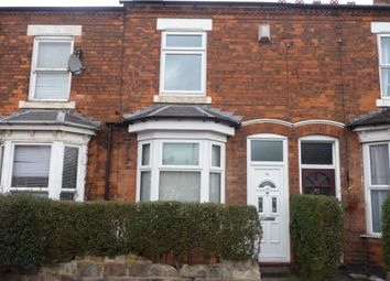 Thumbnail 2 bedroom terraced house to rent in Wilton Road, Erdington, Birmingham