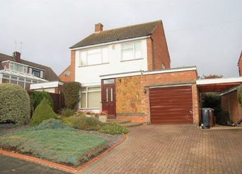 Thumbnail 3 bed detached house for sale in Parracombe Way, Abington Vale, Northampton