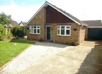 Thumbnail 3 bed detached bungalow for sale in Hawthorn Avenue, Cherry Willingham, Lincoln