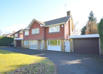 Thumbnail 4 bed detached house for sale in Birch Grove, Kingswood, Tadworth