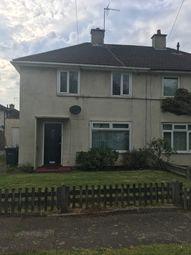Thumbnail 2 bed semi-detached house to rent in Central Avenue, Longbridge, Birmingham