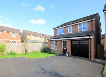 Thumbnail 3 bed detached house for sale in Burchell Avenue, Stone