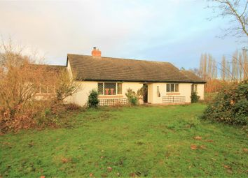 Thumbnail 3 bed detached bungalow for sale in Cobnash, Leominster