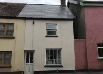 Thumbnail 2 bed end terrace house for sale in Mill Street, Crediton