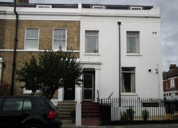 Thumbnail 3 bed flat to rent in Clapham Manor Street, London