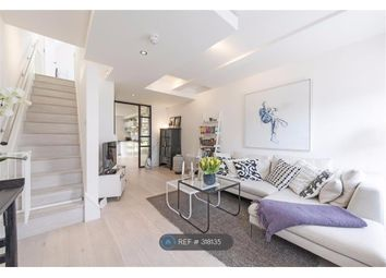 Thumbnail 2 bed end terrace house to rent in Burns Road, London