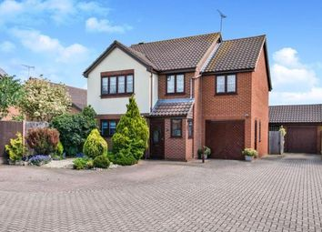 Thumbnail 4 bedroom detached house for sale in Beauchamps Gate, Orsett, Grays