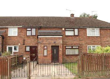 Thumbnail 3 bed terraced house for sale in De Verdon Road, Lutterworth