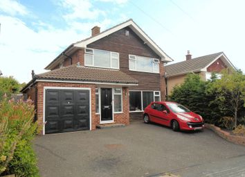 Thumbnail 3 bed detached house for sale in Miller Drive, Fareham
