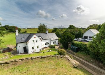 Thumbnail 4 bed detached house for sale in Henllan, Denbigh