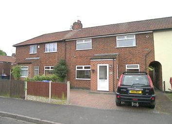Thumbnail 2 bed terraced house to rent in Suffolk Avenue, Chaddesden, Derby