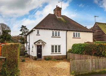 Thumbnail 2 bedroom semi-detached house for sale in Stoneleigh Road, Oxted