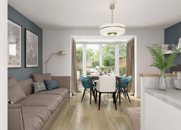 """Thumbnail 3 bed semi-detached house for sale in """"Greenwood"""" at Harlequin Drive, Worksop"""