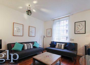 Thumbnail 1 bed flat to rent in Tonbridge House, London