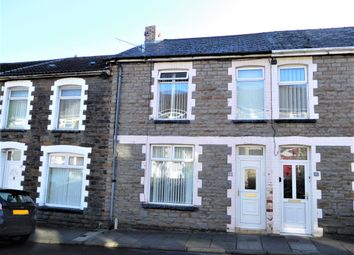 Thumbnail 3 bed terraced house for sale in Heolddu Road, Bargoed, Caerphilly