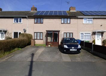 Thumbnail 3 bed terraced house for sale in The Uplands, Great Haywood, Stafford
