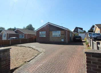 Thumbnail 3 bed detached bungalow for sale in New Road, Belton, Great Yarmouth