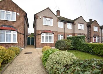 Thumbnail 3 bed semi-detached house for sale in Queensland Avenue, London