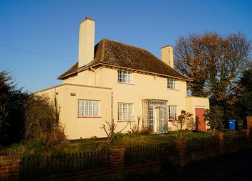 Thumbnail 3 bed detached house for sale in Mill Lane, Wrentham, Beccles