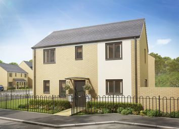 "Thumbnail 3 bed detached house for sale in ""The Clayton Corner "" at Brickburn Close, Hampton Centre, Peterborough"