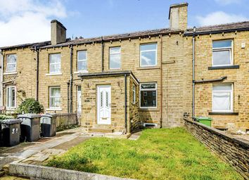 Thumbnail 1 bed terraced house for sale in Dewhurst Road, Fartown, Huddersfield, West Yorkshire